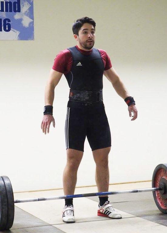 CrossFit 4F Regensburg Coach Arthur